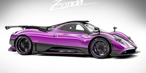 Video: Pagani Zonda 750 made as another one-off special for rich buyer
