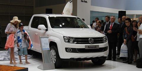 Volkswagen Amarok at 2010 AIMS