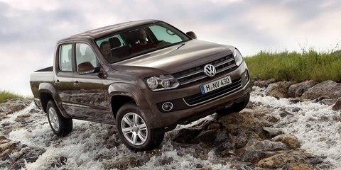 Volkswagen Amarok handed International Pick-Up of the year award