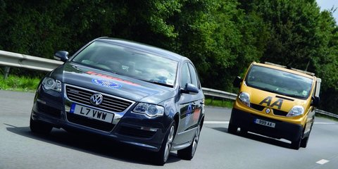 Volkswagen Passat BlueMotion drives 2458km on single tank of fuel