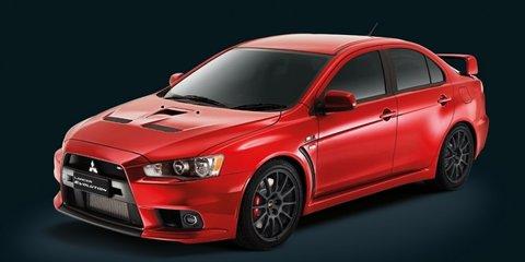 Mitsubishi Lancer Evolution X TMR Bathurst Edition Review