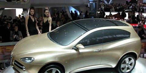 Alfa Romeo and Maserati SUV to use Jeep platform and Ferrari power?