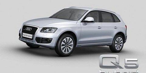 2011 Audi Q5 Hybrid details released