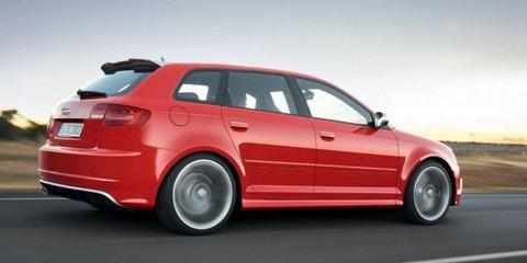 Audi RS3 Sportback released