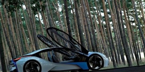 2013 BMW Project i Vision EfficientDynamics coupe to hit production