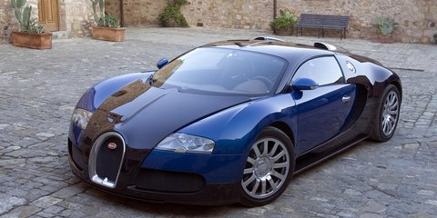 Bugatti Veyron launched in India priced at $3.65 million