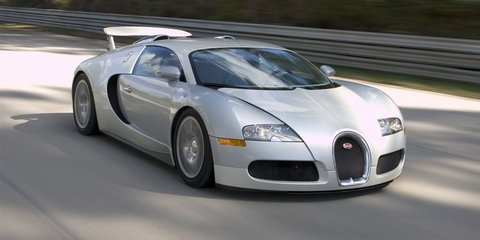 Bugatti Veyron officially least green car according to EPA