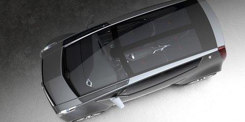 Cadillac Urban Luxury Concept at Los Angeles Auto Show