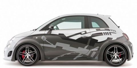 2010 Fiat 500 by Hamann and H&R