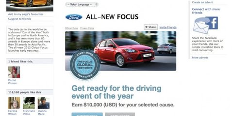 Ford embraces Social Media, Facebook, Twitter & YouTube