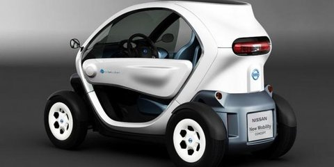 Nissan to put three more electric vehicles on the market by 2014