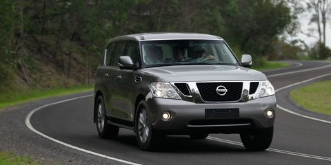 2012 Nissan Patrol Review