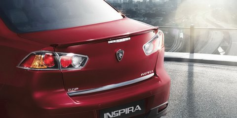 2011 Proton Inspira officially launched in Malaysia