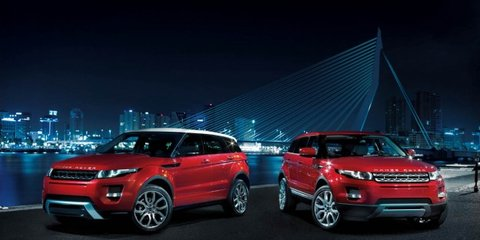 2012 Range Rover Evoque five-door revealed ahead of LA show