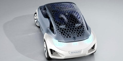 Renault Zoe Z.E. Concept to be the basis for upcoming production EV