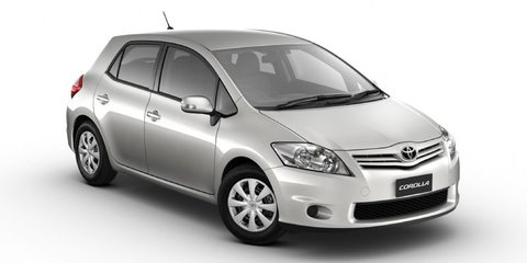 Toyota announces 2.9 percent finance for Yaris and Corolla