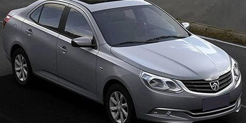 Baojun 630 production marks the beginning of GM China's latest brand