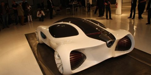 Mercedes-Benz BIOME, smart 454, Maybach DRS debut at Los Angeles Auto Show