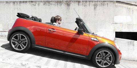 2011 MINI range launched in Australia