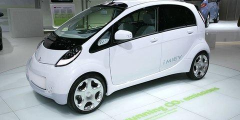 Mitsubishi i-MiEV production hits 5000