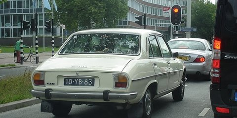 Iranian President auctioning his 1977 Peugeot 504