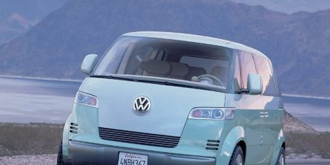 Volkswagen Microbus concept under development: report
