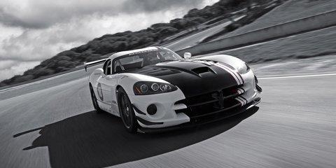 2013 Dodge Viper production confirmed