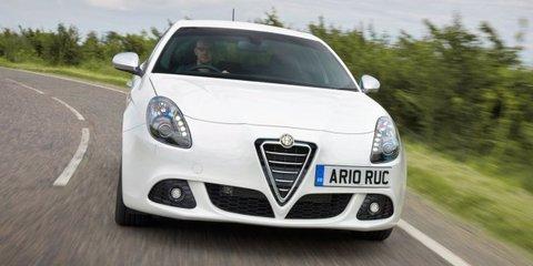 2010 Alfa Romeo Giulietta Review