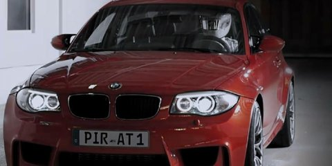 Video: 2012 BMW 1 Series M Coupe revealed in lastest ad