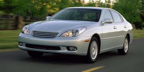 Lexus ES300h badge to be registered trademark