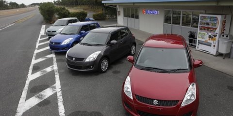 2011 Suzuki Swift Review
