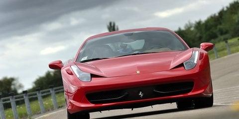 Ferrari 458 Review