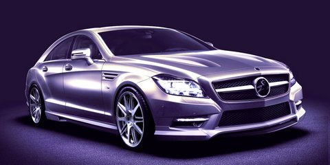 2011 Mercedes-Benz CLS 350 by Carlsson