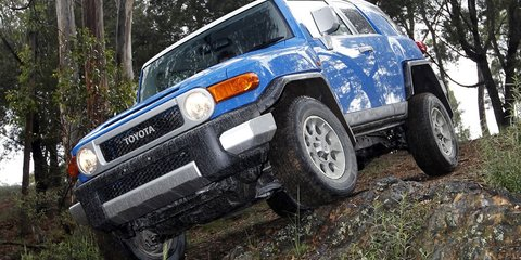 2011 Toyota FJ Cruiser to launch in March