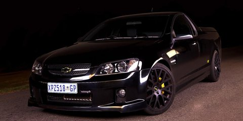 Lupini Chevrolet SuperUte - Holden SS Ute with 400kW