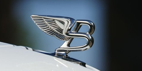 Bentley considering a third model line?