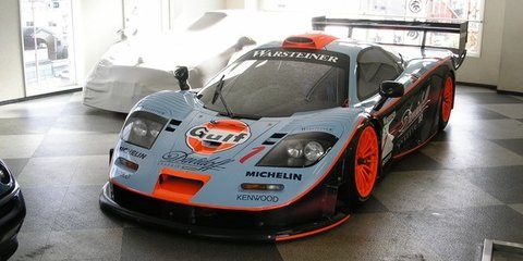 1997 McLaren F1 GTR long-tail for sale as last remaining example: $4M