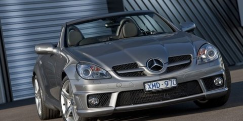 Mercedes-Benz SLK Review