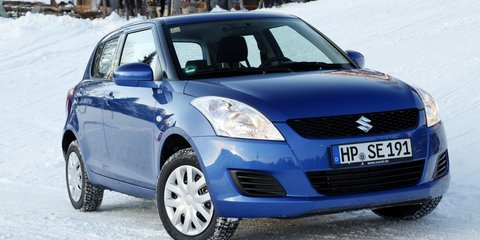 2011 Suzuki Swift 4x4 launched in Germany