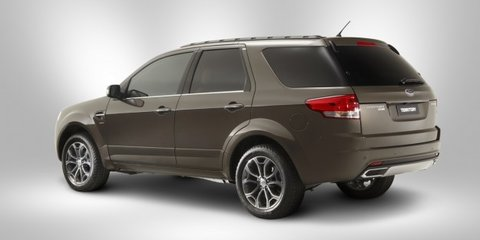 2011 Ford Territory Unveiled
