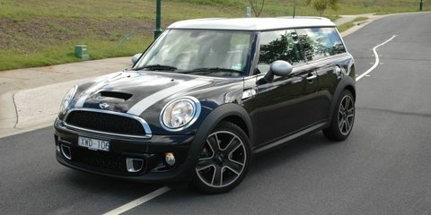 Mini Cooper S Clubman Review Photos Caradvice