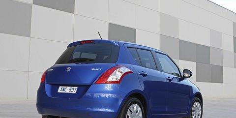 Suzuki Swift to come from Thailand?