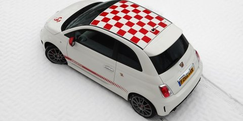 2011 Abarth 500 Esseesse coming to Australia in March