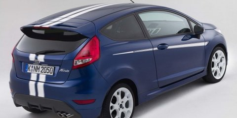 2011 Ford Fiesta Sport+ launched in five European markets