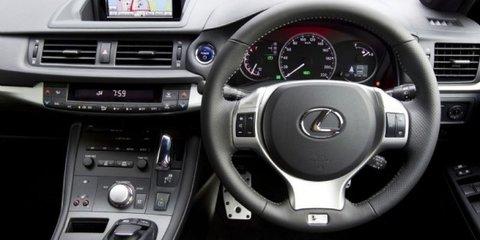 2011 Lexus CT 200h pricing announced for Australia