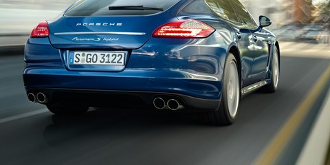 2011 Porsche Panamera S Hybrid coming to Australia in August
