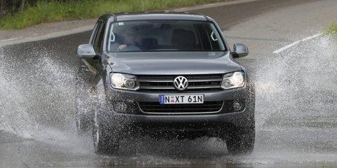 2011 Volkswagen Amarok on sale in Australia on March 1