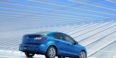2012 Mazda3 with SKYACTIV technology revealed