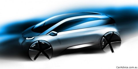 BMW i sub-brand revealed, BMW i3 and BMW i8 confirmed