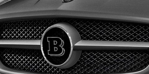 Brabus SLS and Brabus Ultimate smart fortwo Geneva teasers